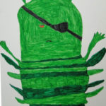 Cyclops by Christina Wildridge, Dryden High School, Dryden, New York