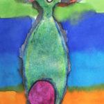Hydra by Mickey Leyburn, Dryden High School, Dryden, New York