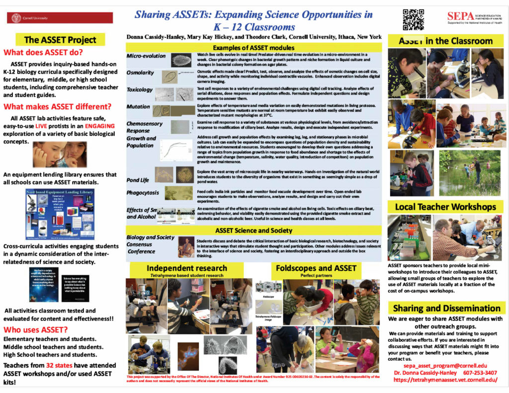 ASSET SciEd poster 2019